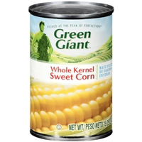 Green Giant  Corn Food Product Image