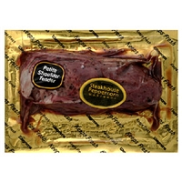 Wegmans Petite Shoulder Tender Petite Beef Shoulder Tender, Steakhouse Peppercorn Marinade Food Product Image