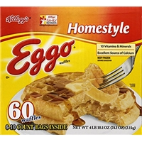 Eggo Waffles Food Product Image