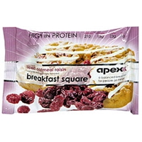 Apex Breakfast Square Iced Oatmeal Raisin Food Product Image