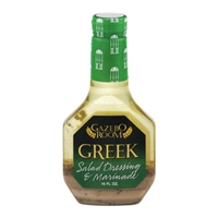 Gazebo Room Greek Salad Dressing & Marinade Food Product Image
