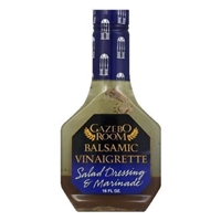 Gazebo Room Balsamic Vinaigrette Salad Dressing & Marinade Food Product Image