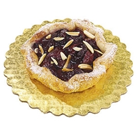Wegmans Cookies Cherry Crostata, Mini Food Product Image