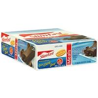 Slim-Fast Meal Bars Chocolate Brownie Food Product Image