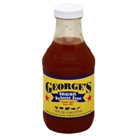 GEORGE'S ORIGINAL BBQ SAUCE 16 FO Food Product Image