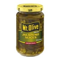Mt. Olive Jalapeno Slices Food Product Image