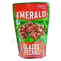 Emerald Glazed Pecans Pecan Pie Flavor Food Product Image