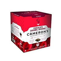 Cameron's Coffees, Chocolate Caramel Brownie, 36 Count Food Product Image