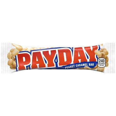 PAYDAY Peanut Caramel Bar Food Product Image