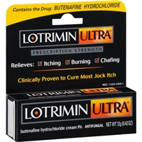 Lotrimin Ultra Antifungal Cream Food Product Image