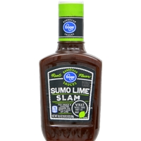 Kroger Sumo Lime Slam BBQ Sauce Food Product Image