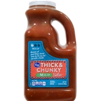 Kroger Thick & Chunky Mild Salsa Food Product Image