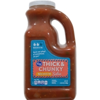Kroger Thick & Chunky Medium Salsa Food Product Image