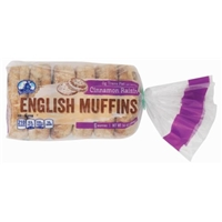 Van de Kamp's Raisin English Muffins Food Product Image