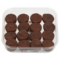 Bakery Fresh Goodness Chocolate Brownies Food Product Image
