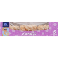Kroger Glazed Crullers Donuts Product Image