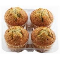Bakery Fresh Goodness Lemon Poppyseed Muffins Food Product Image