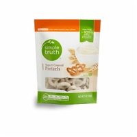 Simple Truth Yogurt Covered Pretzels Food Product Image