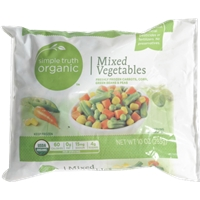 Simple Truth Organic Mixed Vegetables Food Product Image
