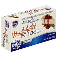 Kroger Neufchatel Cheese Food Product Image