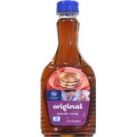 Kroger Original Pancake Syrup Food Product Image