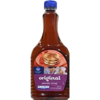 Kroger Original Pancake Syrup Food Product Image