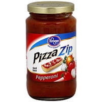 Kroger Snack Sauce Pepperoni Food Product Image
