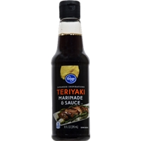 Kroger Teriyaki Marinade & Sauce Food Product Image