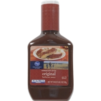 Kroger Kansas City Original BBQ Sauce Food Product Image