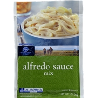 Kroger Alfredo Sauce Mix Food Product Image