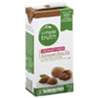 Simple Truth Almondmilk Unsweetened Food Product Image