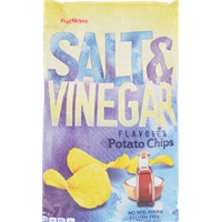 Fred Meyer Salt & Vinegar Potato Chips Food Product Image