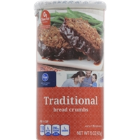 Kroger Traditional Bread Crumbs Food Product Image