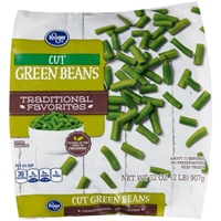 Kroger Cut Green Beans Food Product Image