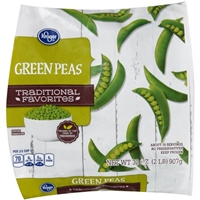 Kroger Green Peas Food Product Image