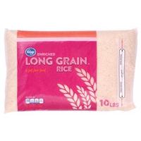 Kroger Long Grain Rice Product Image