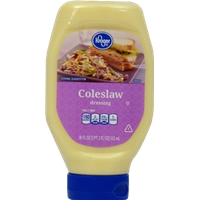 Kroger Coleslaw Dressing Food Product Image