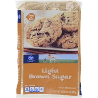 Kroger Light Brown Sugar Food Product Image