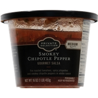 Private Selection Smokey Chipotle Pepper Gourmet Salsa - Medium Product Image