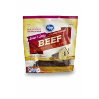 Kroger Beef Steakhouse Jerky - Sweet & Spicy Product Image