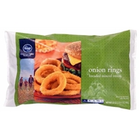 Kroger Onion Rings Food Product Image