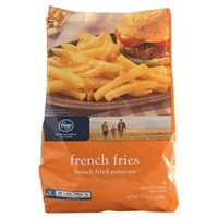 Kroger French Fries Food Product Image
