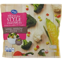Kroger Mexican Style Vegetables Food Product Image