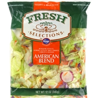 Fresh Selections American Blend Salad Food Product Image