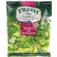 Fresh Selections Hearts of Romaine Food Product Image