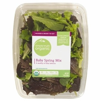 Simple Truth Organic Baby Spring Mix Food Product Image