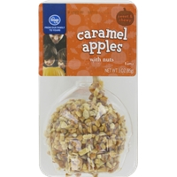 Kroger Caramel Apples With Nuts Product Image