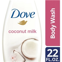 Dove Purely Pampering Nourishing Body Wash Coconut Milk With Jasmine Petals Allergy And Ingredient Information