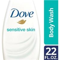 Dove Sensitive Skin Body Wash Food Product Image
