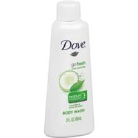 Dove Body Wash Food Product Image